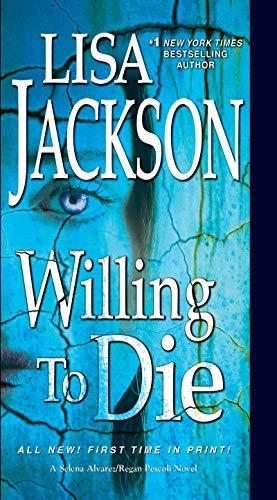 Willing to Die (An Alvarez & Pescoli Novel, Band 8)