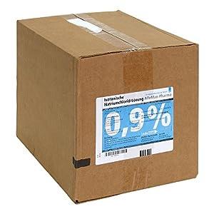 KOCHSALZ 0.9% ISOTON PL, 10X500 ml