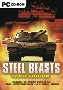 Steel Beasts gold edition - PC - DE