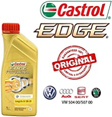 OLIO MOTORE CASTROL EDGE (SLX) PROFESSIONAL LONGLIFE III 5W-30 VW 504.00/507.00