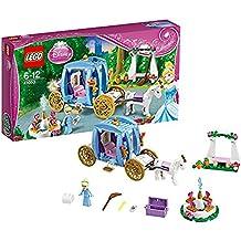 LEGO Disney Princess - La carroza encantada de Cenicienta (41053)