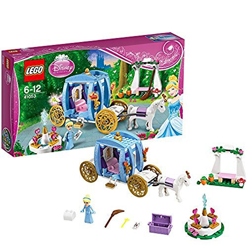 LEGO Disney Princess 41053 - Cinderellas verzauberte Kutsche