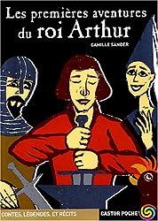 Les premières aventures du roi Arthur