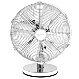 Geepas 16'' 50W Pedestal Fan | Electric Oscillating/Rotating Floor Standing Pedestal Air Cooling Fan | 3-Speed Options, 2 Adjustable Positions | Ideal for Home and Office - 2 Years Warranty
