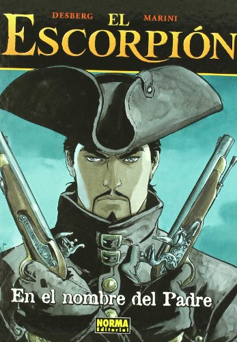 El Escorpión 7, En el nombre del padre Cover Image