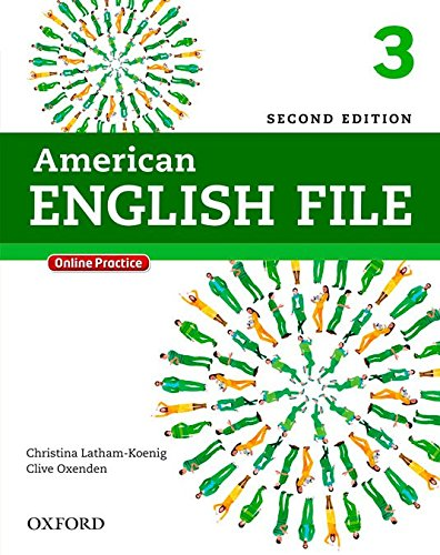 Pdf Download American English File 3 Student Book With Online