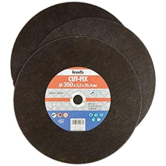 Einhell 791973 Disco corte tronzadora 350 x 3.2 x 25.4 mm