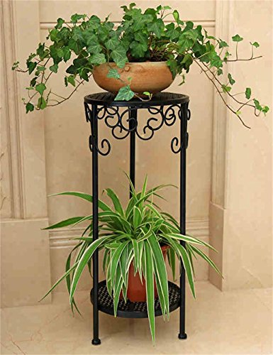 lx-continental-simple-garden-iron-floor-flower-pot-shelf-holds-2-flower-pot-for-balconyliving-roomin