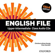 English File third edition: English File Upper-Intermediate class: CD (3rd Edition)
