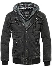 Brandit Dayton Herren Vintage Jacke