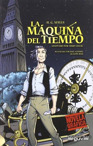 La máquina del tiempo Cover Image