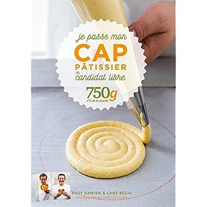 Je passe mon CAP pâtissier en candidat libre
