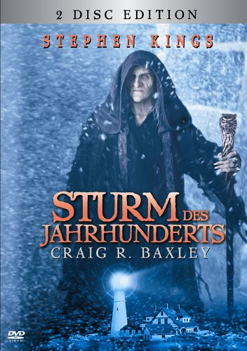 Stephen Kings Sturm des Jahrhunderts [2 DVDs] (Stephen Tv-serie King)
