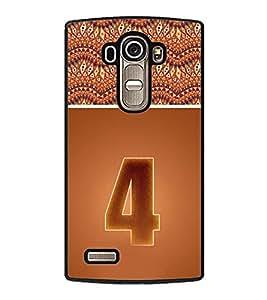 Fuson Designer Back Case Cover for LG G4 :: LG G4 Dual LTE :: LG G4 H818P H818N :: LG G4 H815 H815TR H815T H815P H812 H810 H811 LS991 VS986 US991 (designer pattern theme rangoli art )
