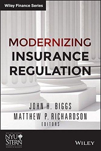 Modernizing Insurance Regulation (Wiley Finance) by John H. Biggs (2014-04-21)