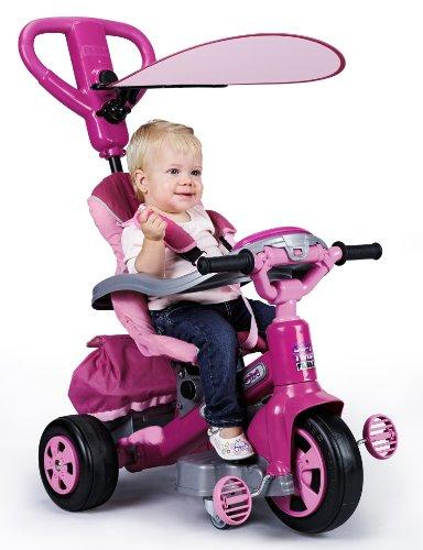 Imagen 10 de FEBER - Triciclo Baby Twist Niña (Famosa 800007099)