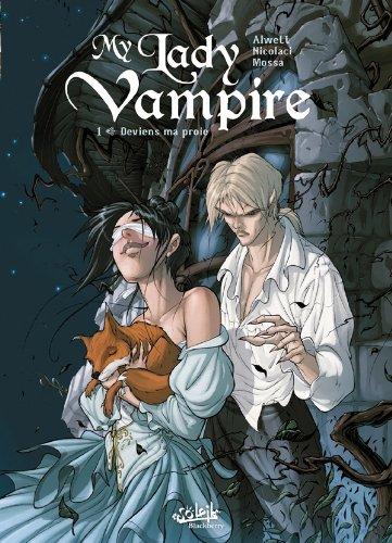 My Lady vampire T01
