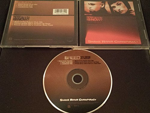 Breed / How Soon Is Now by Snake River Conspiracy (2001-05-08) (Snake River)