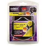 Cokin CKH521 Kit Numérique Nikon Série P comprenant un Porte-Filtres + 1 Bague Ø67mm + 1 Filtre P197 (Coucher de Soleil)