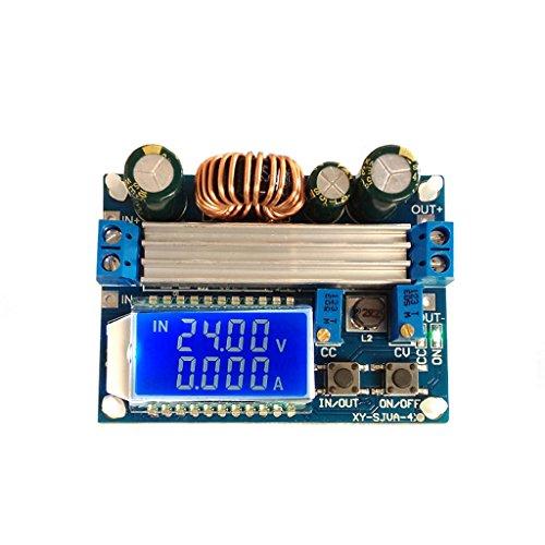 4 A Buck-Boost Wandlermodul, verstellbar, mit LCD-Display Buck-boost-controller