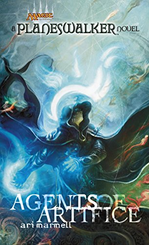 Agents of Artifice: A Planeswalker Novel (Magic The Gathering: Planeswalker Book 1) (English Edition)