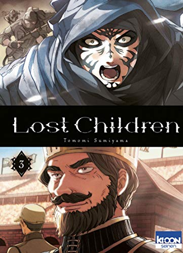 Lost Children Edition simple Tome 3