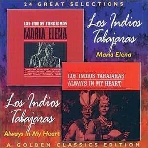 Los Indios Tabajajas/Maria Elena