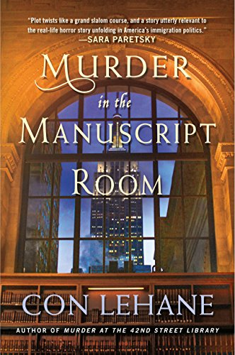 Murder in the Manuscript Room: A 42nd Street Library Mystery (The 42nd Street Library Mysteries Book 2) (English Edition)