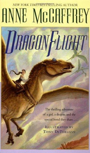 Book cover for Dragonflight