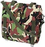 BW Kampftasche Canvas Tasche klein Farbe Woodland