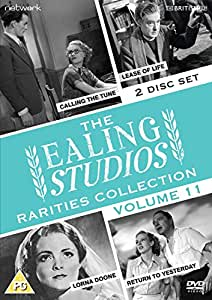 Ealing Studios Rarities Collection: Volume 11 [DVD]