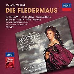 """J. Strauss II: Die Fledermaus / Act 2 - """"Herr, Chevalier, ich gr�sse Sie!"""""""