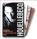 Michel Houellebecq, coffret 3 volumes - Extension du domaine de la lutte ; Les particules élémentaires ; Poésies de Michel Houellebecq