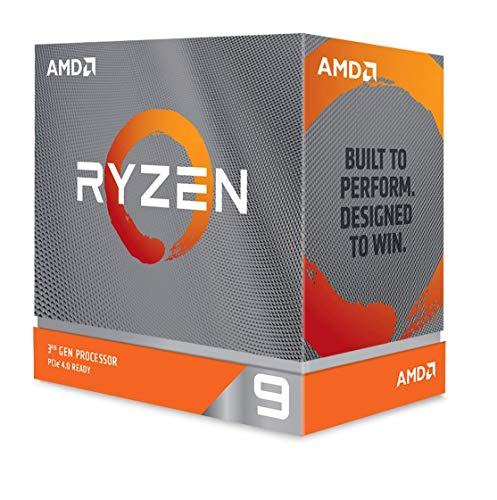 AMD Ryzen 9 3950x Retail - (AM4/16 Core/4.70GHz/70MB/105W) - 100-100000051WOF