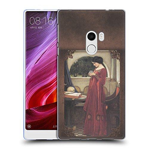 Offizielle Brigid Ashwood Wasserhaus 5 Präraffaeliten 2 Soft Gel Hülle für Xiaomi Mi Mix