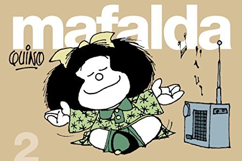 Mafalda 2 (Spanish Edition) by Quino (2002-08-02)