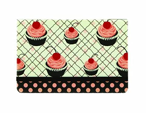 C.R. Gibson Jessie Steele Coupon Keeper, Cherry Cupcakes by CR.
