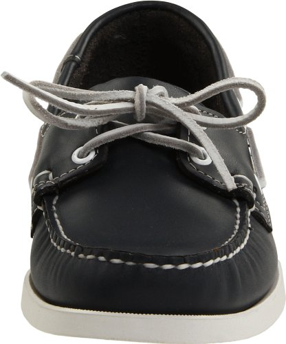 Sebago Docksides Chaussures Bateau Homme Noir (Black 1)