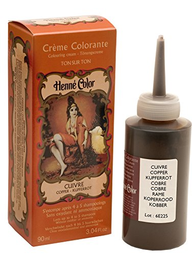 Henna is an oriental shrub known since ancient times for its benefits. It fortifies, gives body to the hair and protects it from harsh weather conditions. Henne colour copper liquid is nature's safe means to colour and condition hair, recommended for...