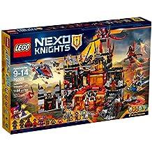 LEGO Nexo Knights - Guarida volcánica de Jestro (70323)