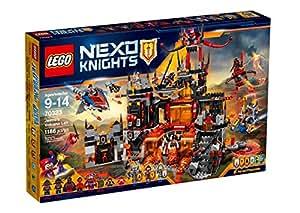 LEGO Nexo Knights 70323 – Jestros Vulkanfestung
