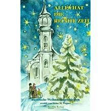 Bayerische Weihnachtssprüche.Suchergebnis Auf Amazon De Für Bayerische Weihnachtsgeschichten Bücher