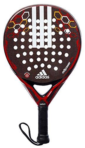 adidas Adipower Ctrl - Pala pádel unisex, color rojo / negro / blanco, talla única