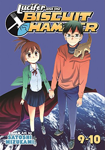 Lucifer and the Biscuit Hammer: Vol. 9-10