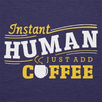 TEXLAB - Instant Human - Herren T-Shirt Navy
