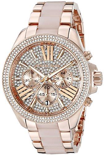 Michael Kors MK6096 – Reloj  color oro rosa