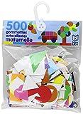 500 gommettes autocollantes maternelle - De 3 à 5 ans - Lito - 01/01/2004