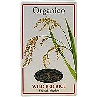 Organico Salvaje Arroz Rojo Integral 500g (Paquete de 2)