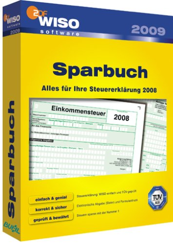 WISO Sparbuch 2009