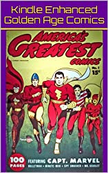 America's Greatest Comics Issue #1: Featuring Captain Marvel - Bulletman - Minute Man - Spy Smasher - Mr. Scarlet